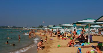 Евпатория - Западный берег Крыма