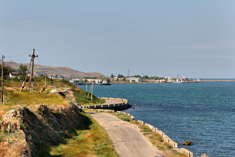 Керчь - Восточный берег
