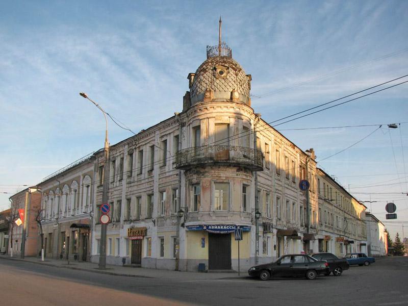 Дом А.А. Седова