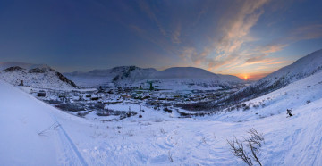 Кировск, горы Хибины