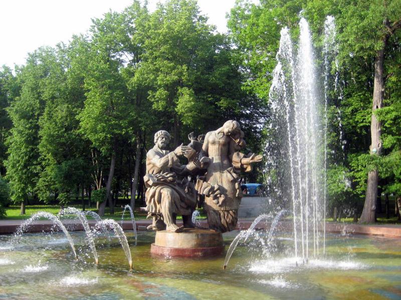 Кремлевский парк