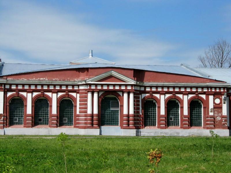 Музей истории авиационного двигателестроения и ремонта