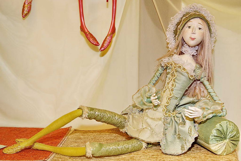 Музей кукол Ольги Павлычевой