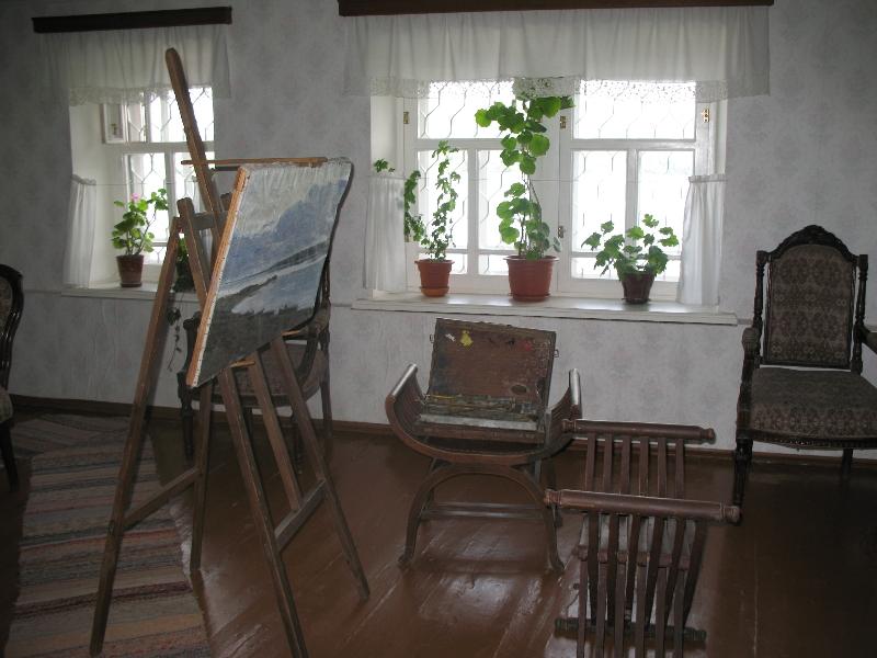 Дом-музей Левитана