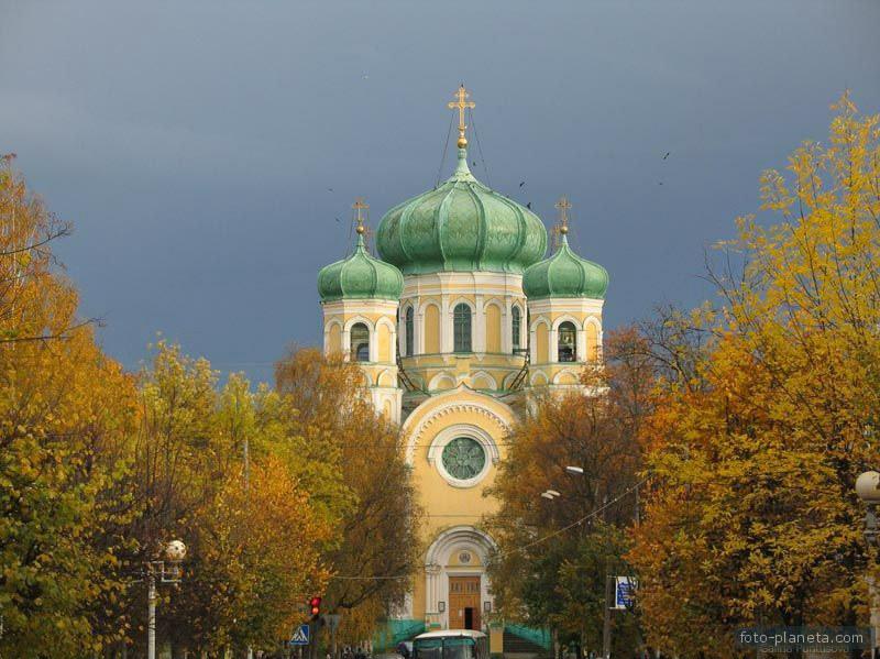 Павловский Кафедральный собор