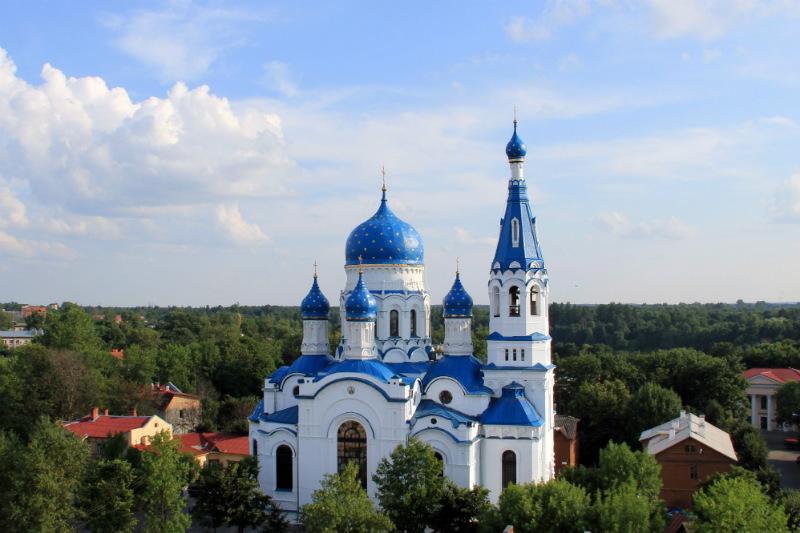 Покровский собор (Храм Покрова пресвятой Богородицы)