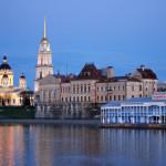 Достопримечательности Рыбинска: что посмотреть в городе за один день