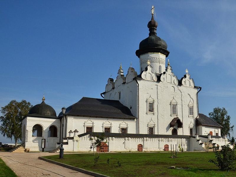 Свияжский Успенский Пресвятой Богородицы мужской монастырь