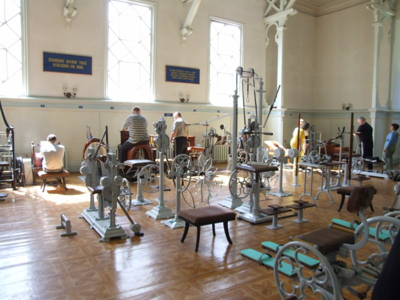 цандеровский институт механотерапии - механизмы