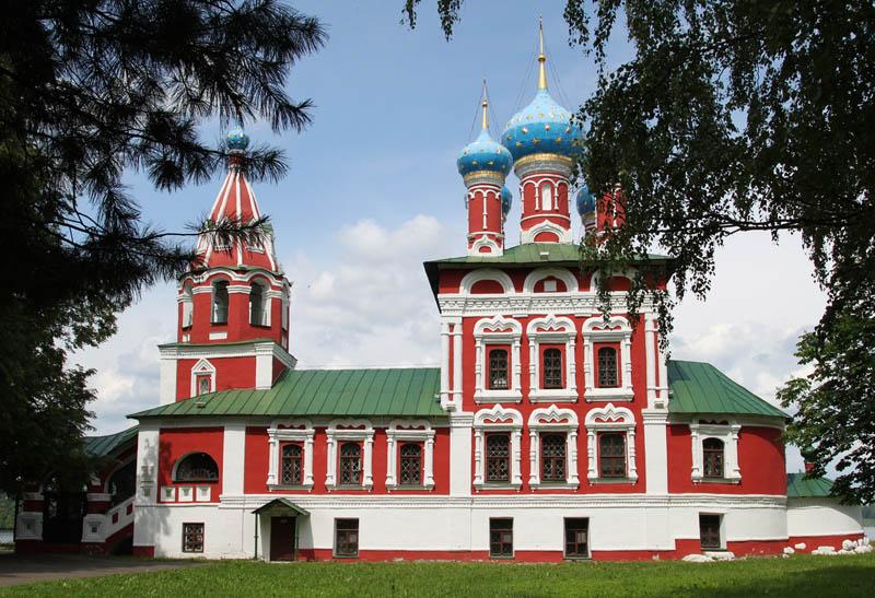 Церковь Димитрия «на крови»