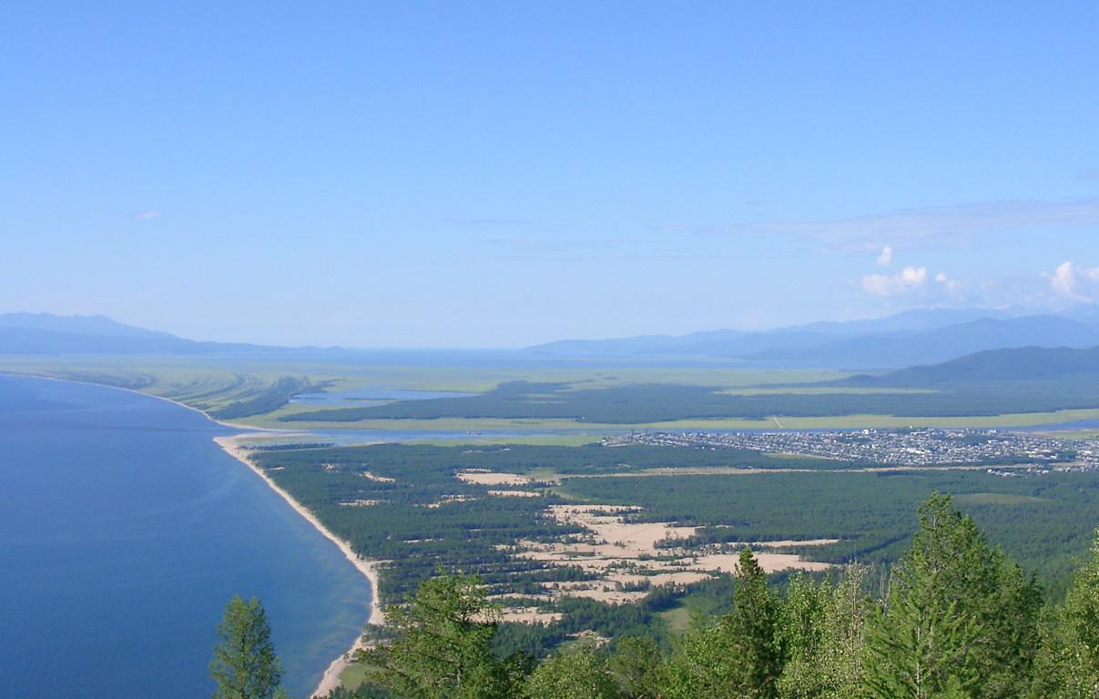 Усть-Баргузин