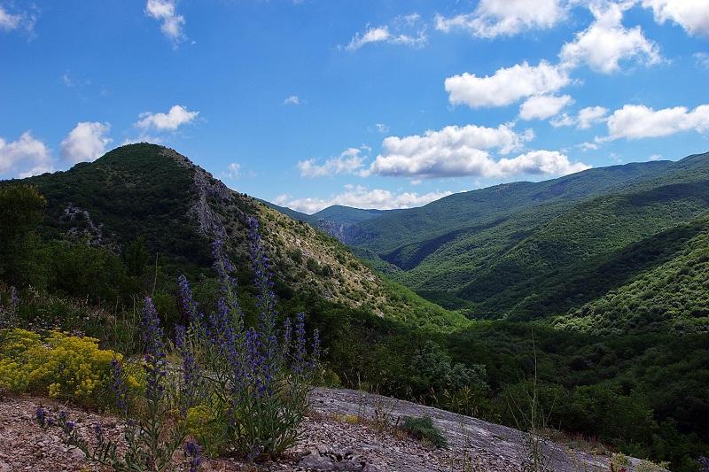 Алуштинские горы