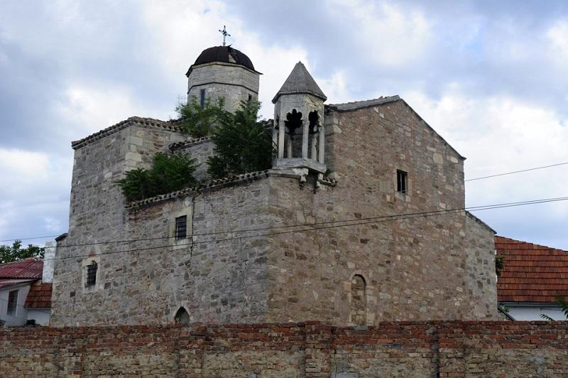 Архангельская церквь