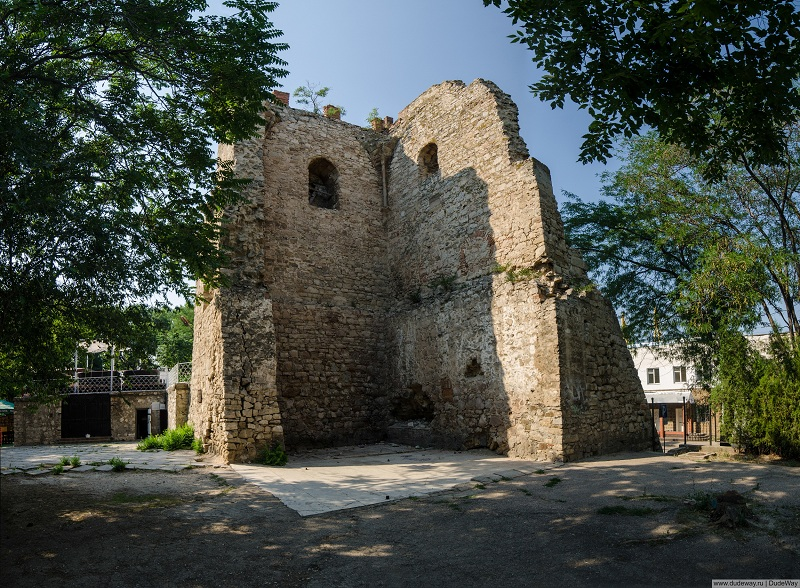 Башня Святого Константина