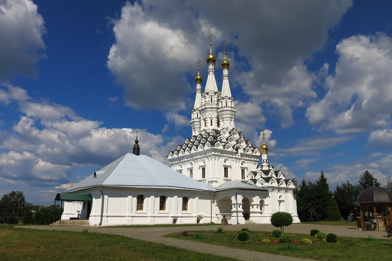 Иоанно-Предтеченский монастырь