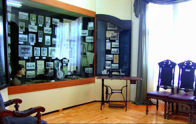 Историко-краеведческий музей внутри