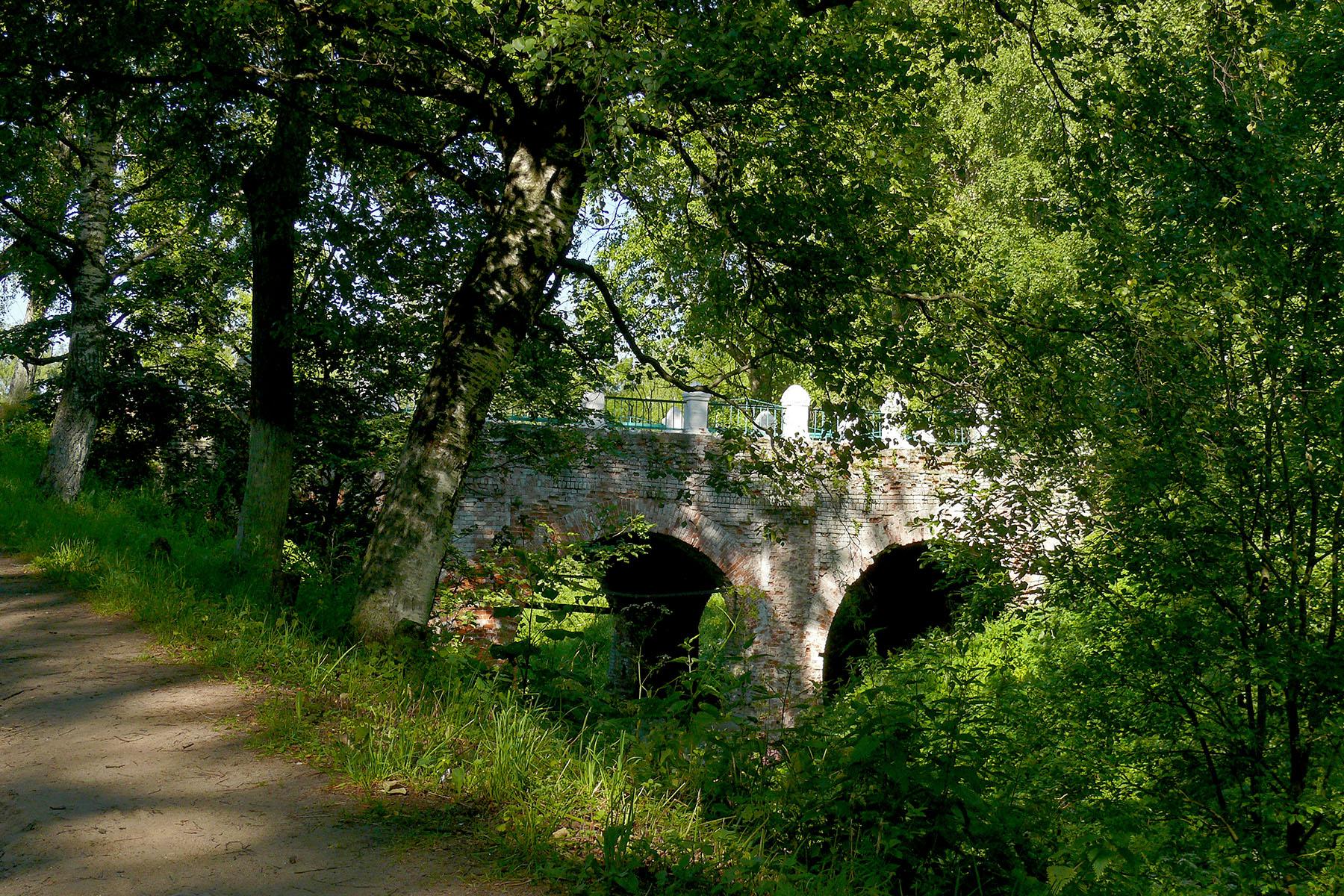 Итальянский мостик