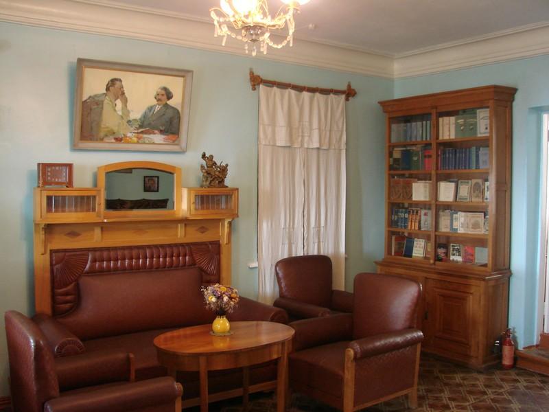 Литературно-мемориальный музей Сергеева–Ценского
