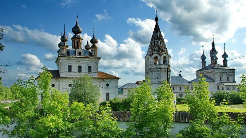 Михайло-Архангельский монастырь