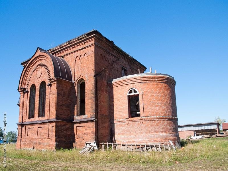 Муромский успенский мужской монастырь