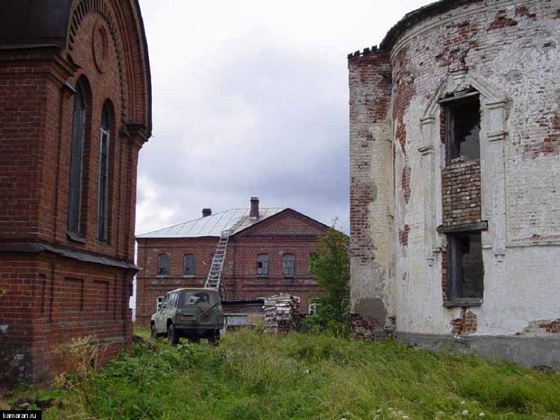 Муромский успенский мужской монастырь новое