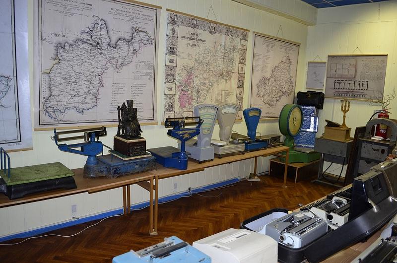 Музей-почтовой связи Псковской области
