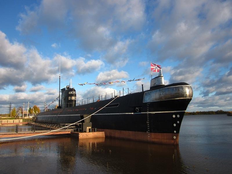 Музей-подводная лодка