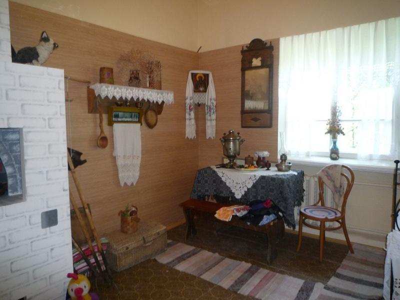Музей «Борисоглебская сторона» овечка