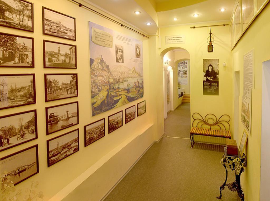 Музей Цветаевых внутри