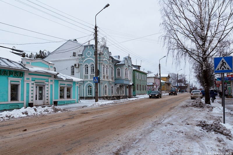Переулок Красный