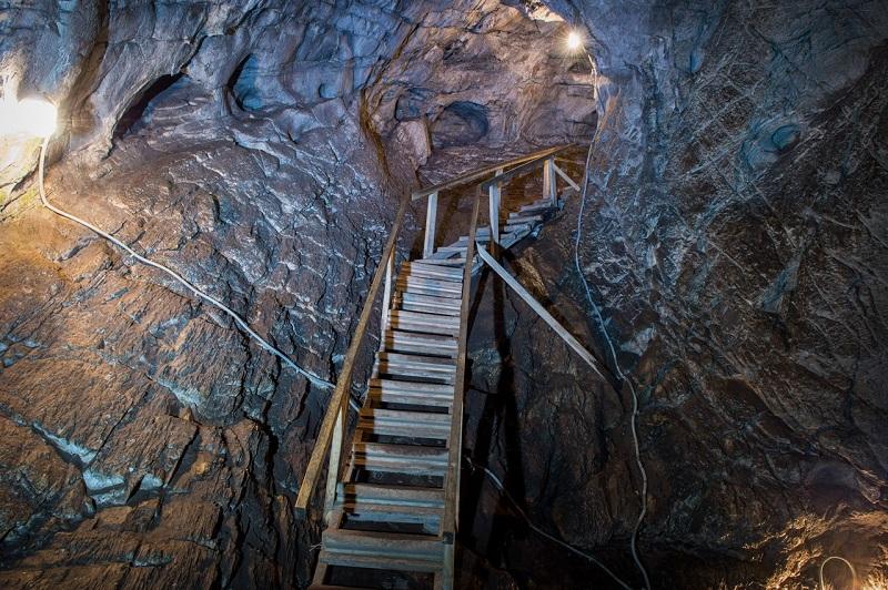 Тавдинские (Талдинские) пещеры