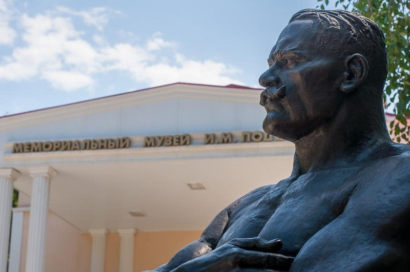 Музей имени Поддубного