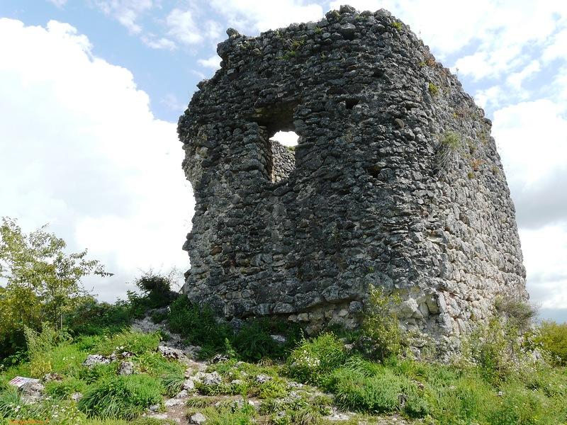 Абгархук крепость