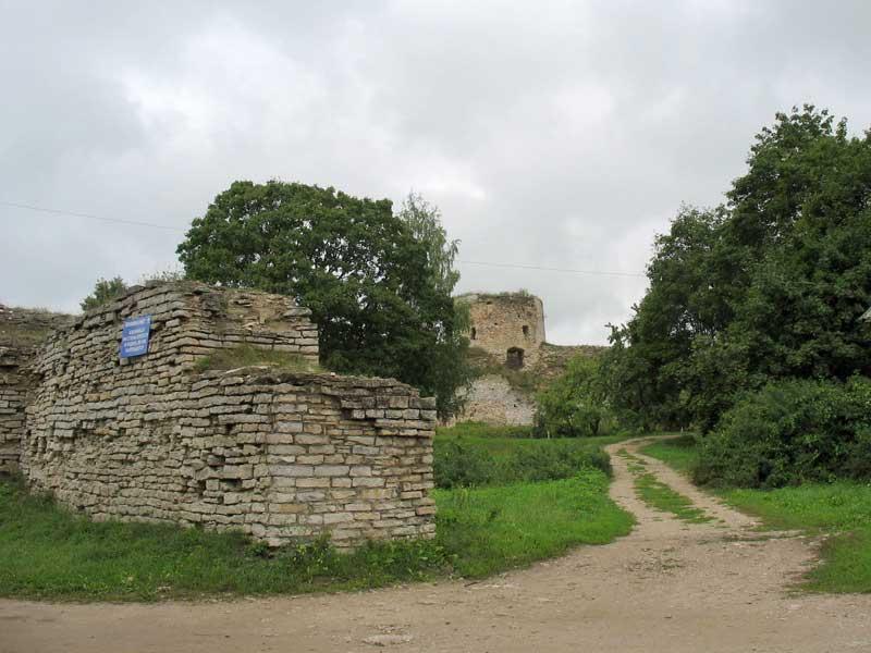 Башни Рябиновка