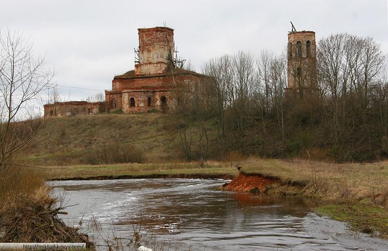Бурегский Преображенский монастырь