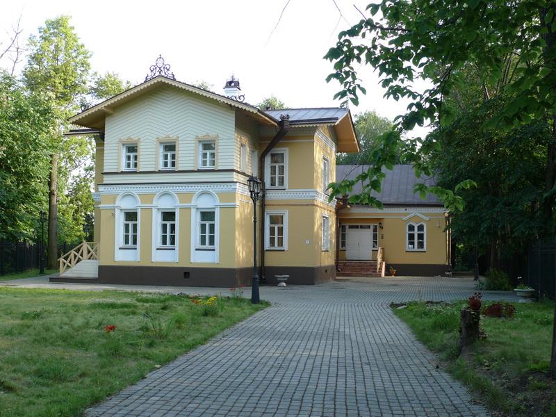 Дом-музей И.А.Милютина