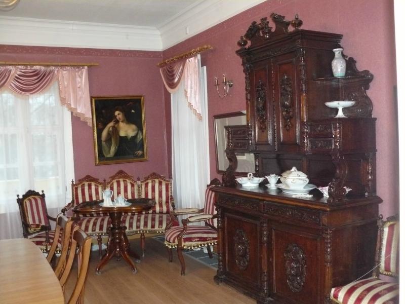 Дом-музей И.А.Милютина внутри
