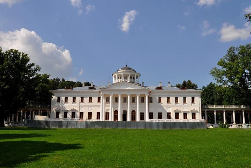 Государственный музей-усадьба Остафьево