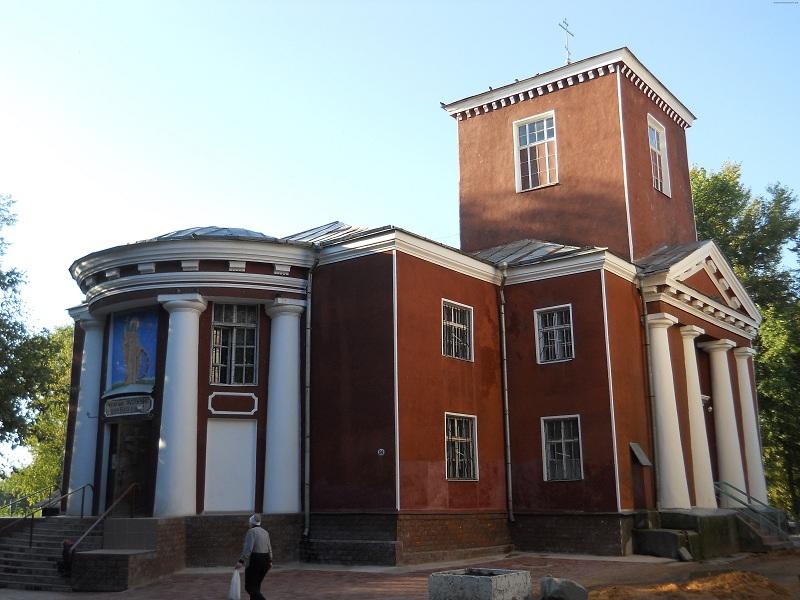 Храм Святой Великомученицы Екатерины
