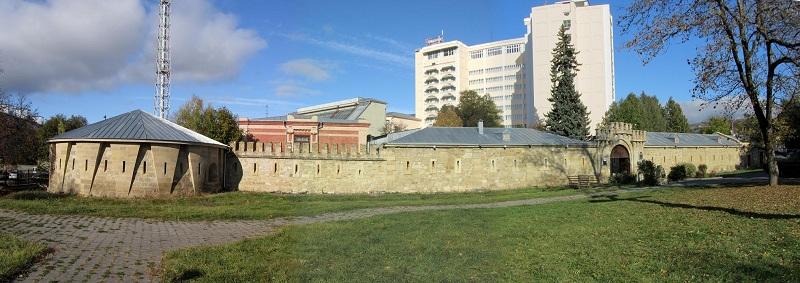 Историко-краеведческий музей Крепость