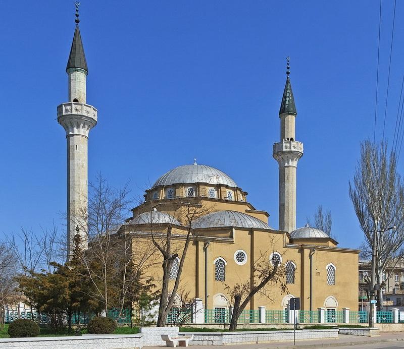 Мечеть Джума—Джами