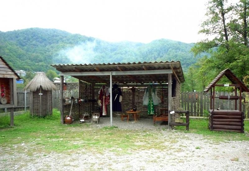 Музей «Усадьба Адыга-Шапсуга»