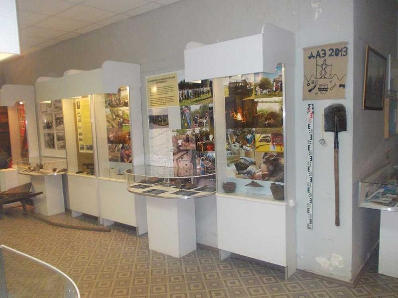 Музей археологии и краеведения