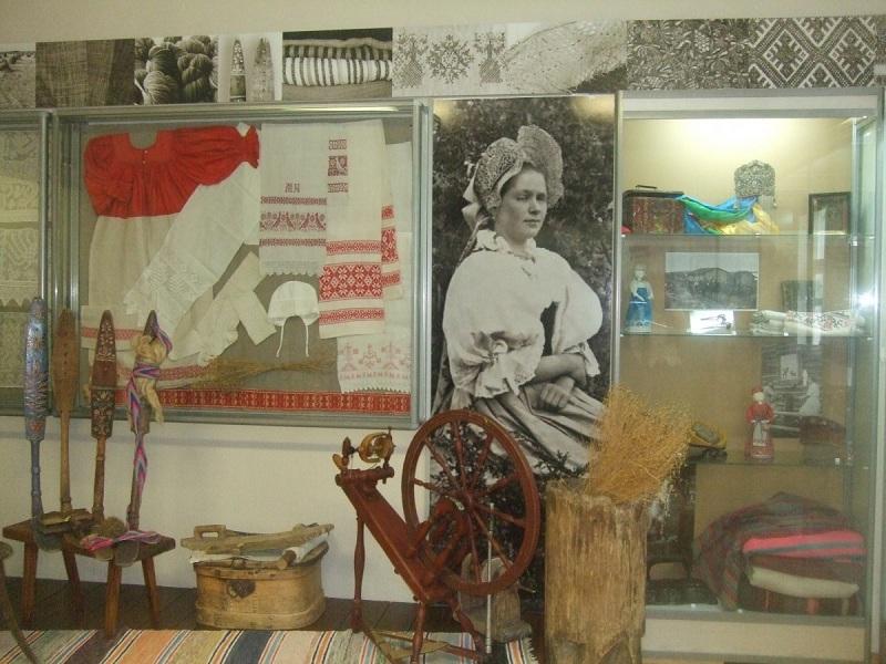 Музей карелов-ливвиков внутри