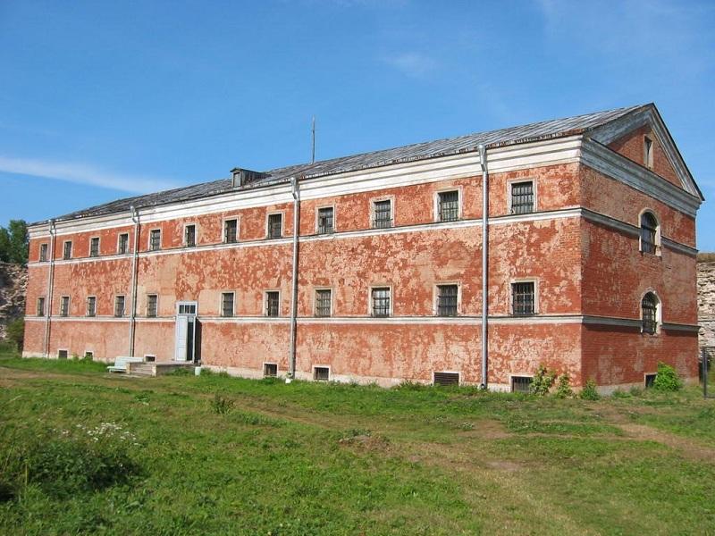 Новая тюрьма