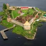 Шлиссельбург и крепость Орешек: осматриваем за один день