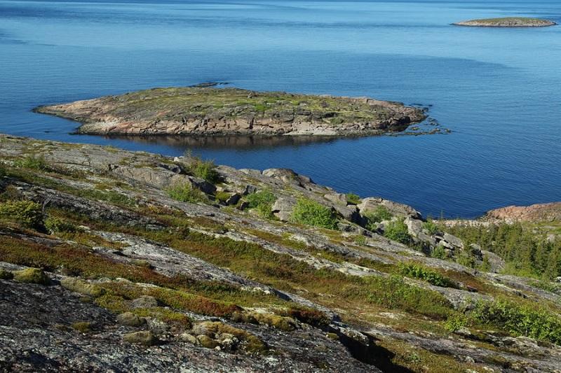 Острова Кузовского архипелага