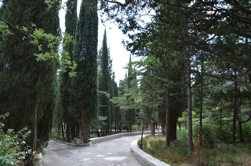 Парк Чаир