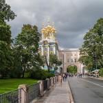 Царское село: дворцы, парки и другие достопримечательности Пушкина