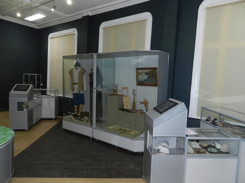Региональный музей Северного Приладожья внутри
